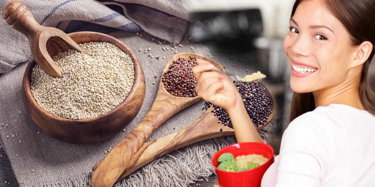 Obilovina Quinoa si vás získá lahodnou chutí, strukturou a množstvím vitamínů! Staří Inkové ji jedli denně. My ji řadíme mezi superpotraviny.