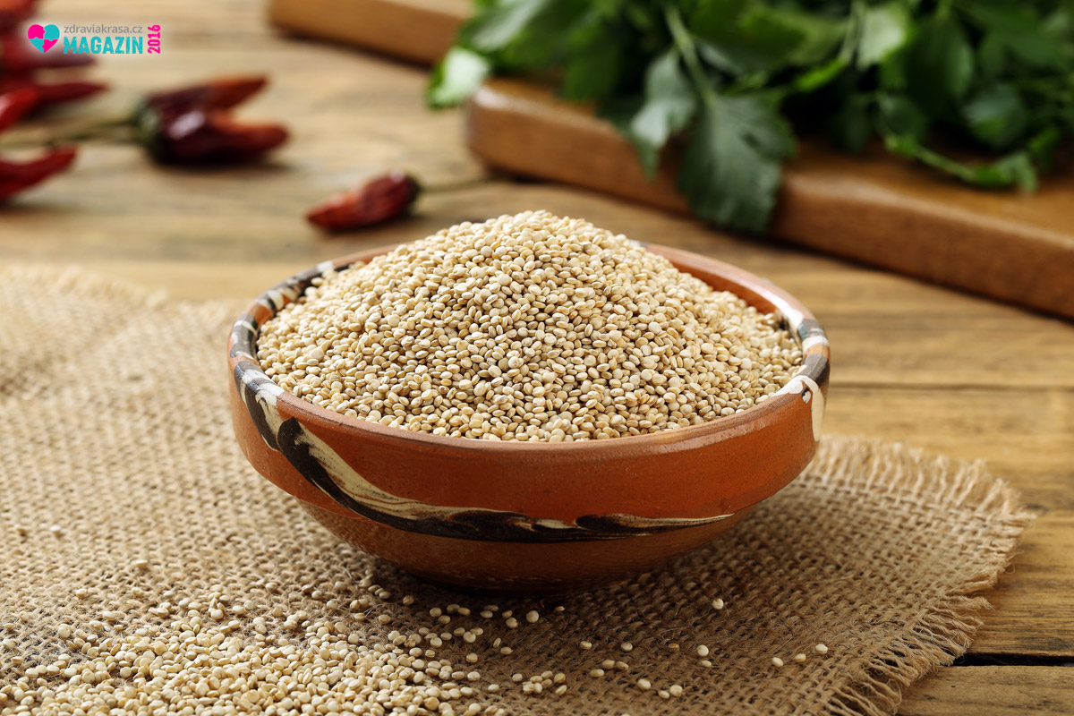 Quinoa je prastará obilovina, která dobyla již kuchyni starých Inků. Nyní se jako takzvaná superpotravina pokouší dobýt jídelníček náš.
