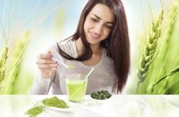 Zelené potraviny jsou velmi oblíbené u příznivců zdravého životního stylu. Patří k nim chlorella, spirulina, mladá pšenice a zelený ječmen.