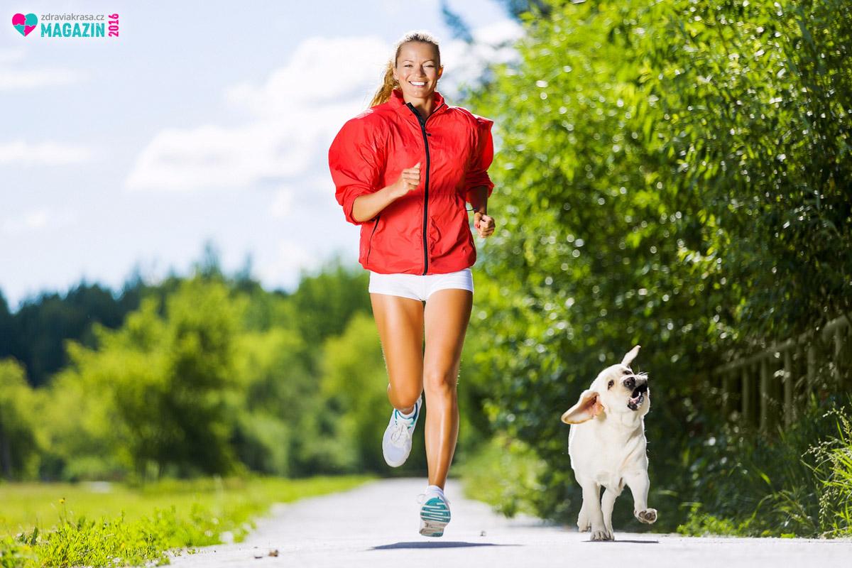 Pes může být ideálním pravidelným společníkem pro hubnutí pomocí běhání