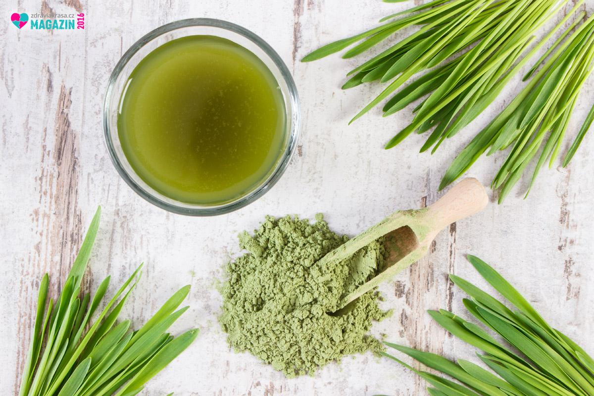 Zelený ječmen je doslova nabitý zdraví prospěšnými látkami. Mimo jiné má schopnost neutralizovat překyselený organismus. Právě překyselení se v dnešní pokládá za příčinu mnoha nemocí.
