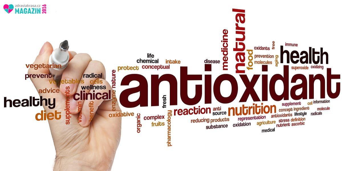 Antioxidanty jsou bojovníci proti stárnutí i vzniku chronických, civilizačních a smrtelných nemocí.