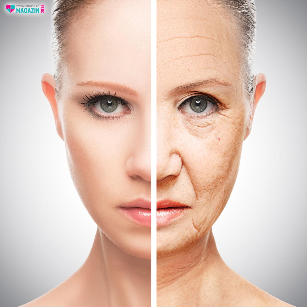 Nevyváženost mezi volnými radikály a antioxidanty v našem těle má mimo jiné za následek předčasné a viditelné stárnutí pleti.