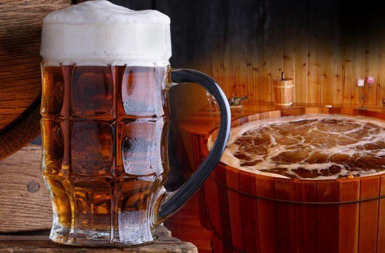 Obliba pivních lázní roste. Reklamy nás lákají popisováním pivních lázní jako elixíru krásy. Jaké jsou skutečné účinky pivních lázní na naše tělo?