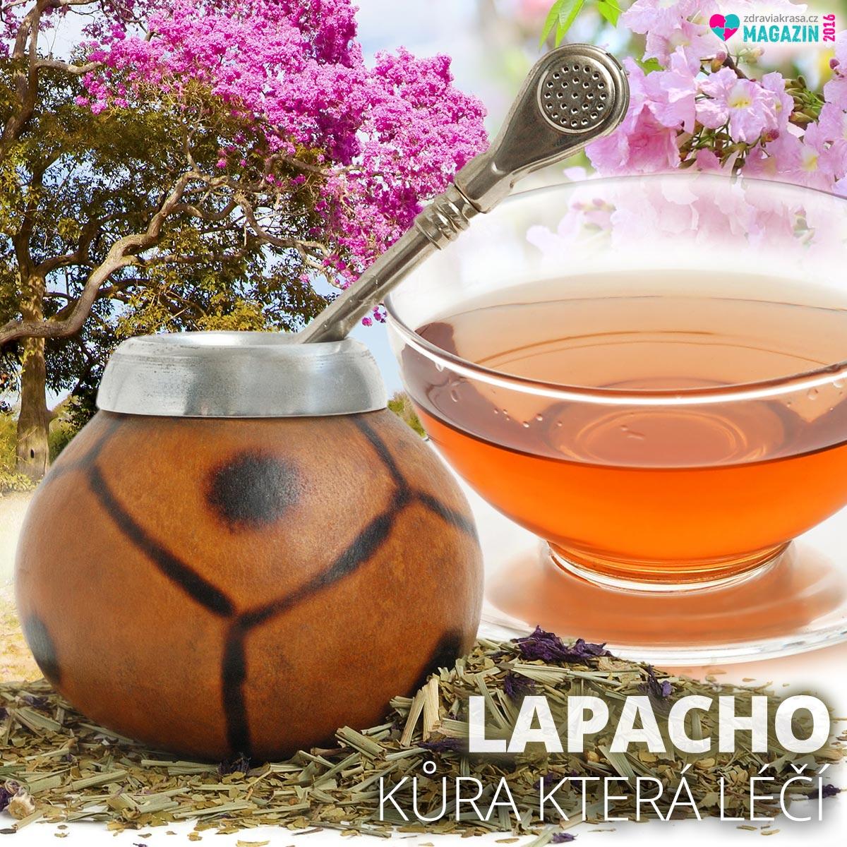 Lapacho patří díky své kůže mezi známé léčivky.