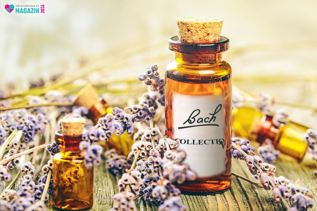 Bachova květová terapie je vlastně speciální formou homeopatie.