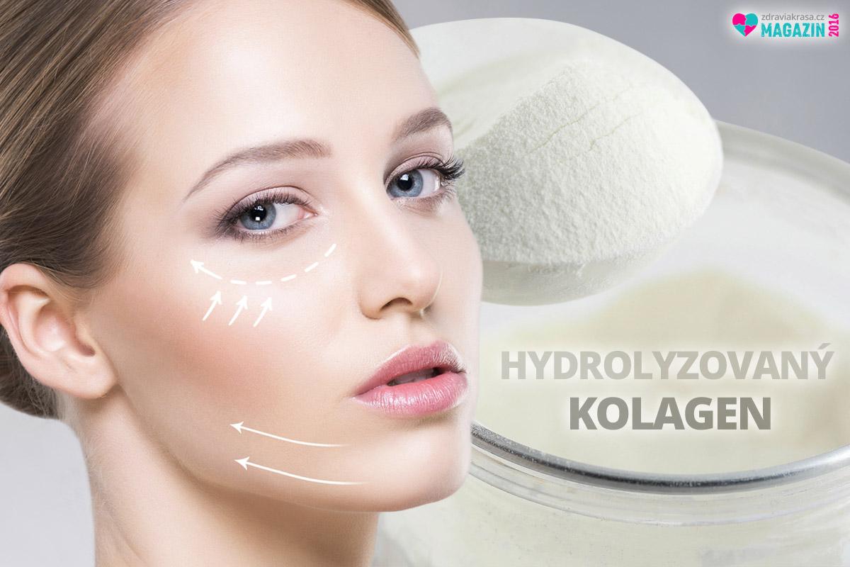 Hydrolyzovaný kolagen vykazuje díky své ideální vstřebatelnosti lepší výsledky než klasický i přírodní kolagen. A to nejen ve svých účincích na pleť.