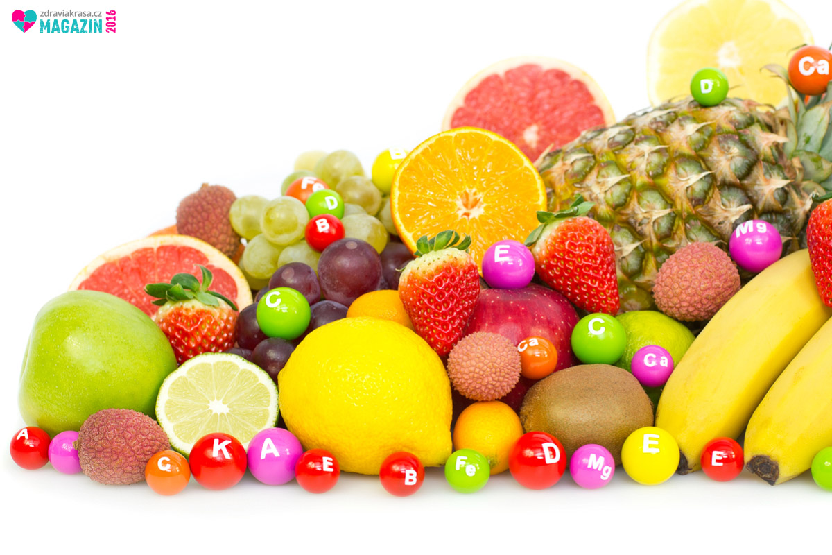 """Vitamíny a minerály bychom měli přijímat především v podobě přirozené stravy. Pokud se však naše tělo ozývá """"hladem"""" po některé látce, které se mu z potravy nedostává, je vhodné sáhnout po doplňcích stravy s obsahem tohoto vitamínu nebo minerálu."""