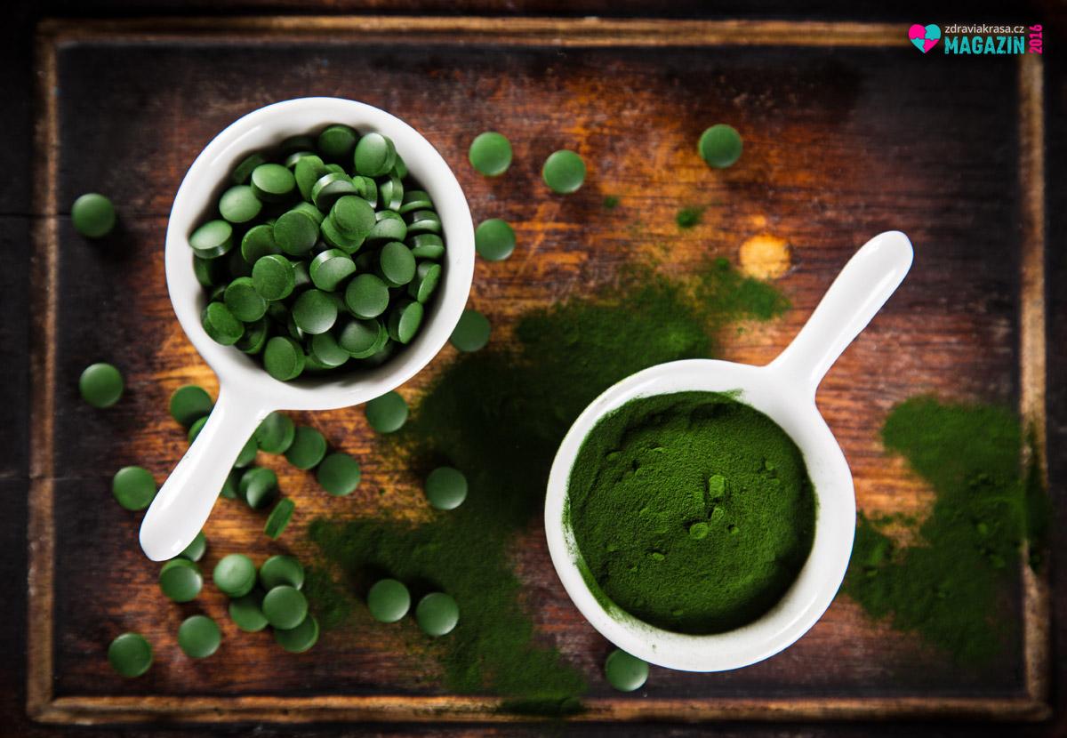 Chlorella je další zelený zázrak přírody, jenž řadíme mezi tzv. superpotraviny.