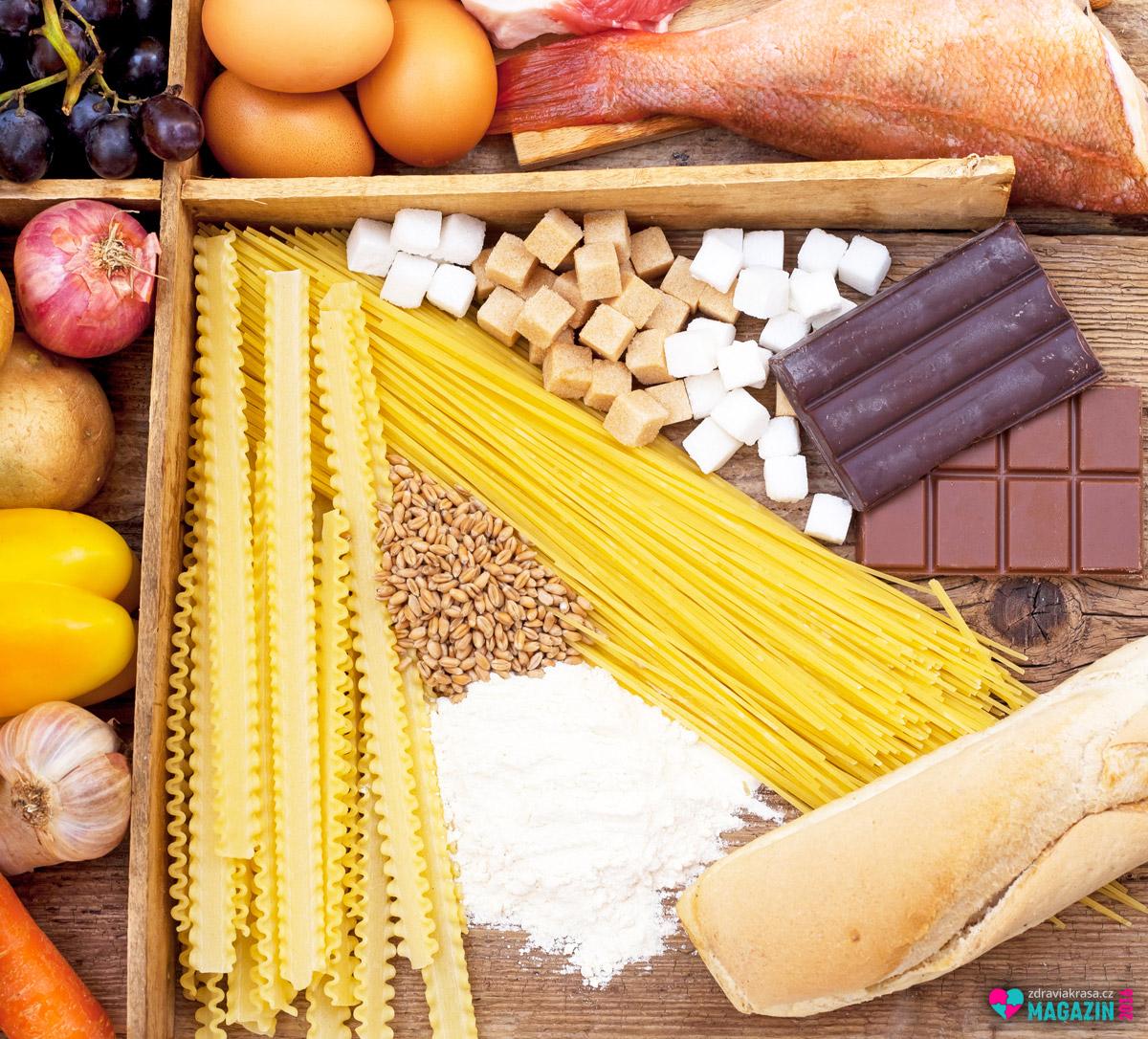 Cukry a sacharidy nejsou totéž. Naučte se tyto pojmy rozlišovat.