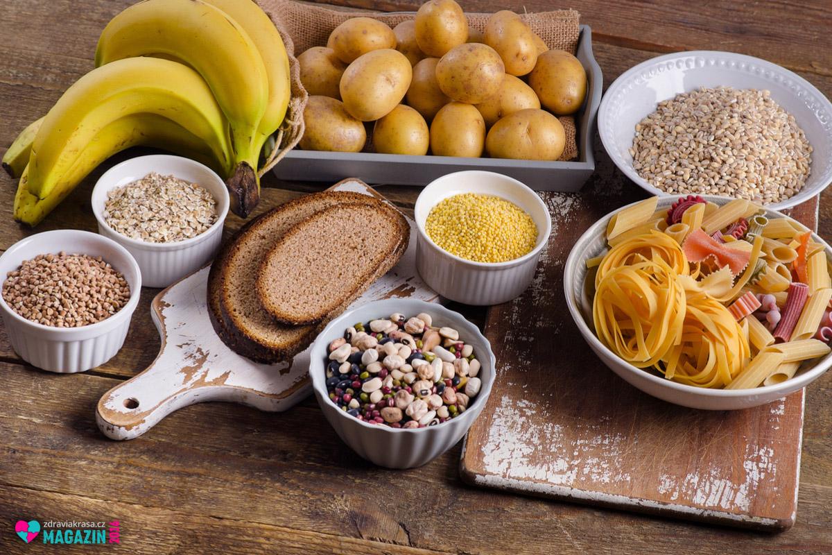 Sacharidy, čili karbohydráty, naše tělo potřebuje.