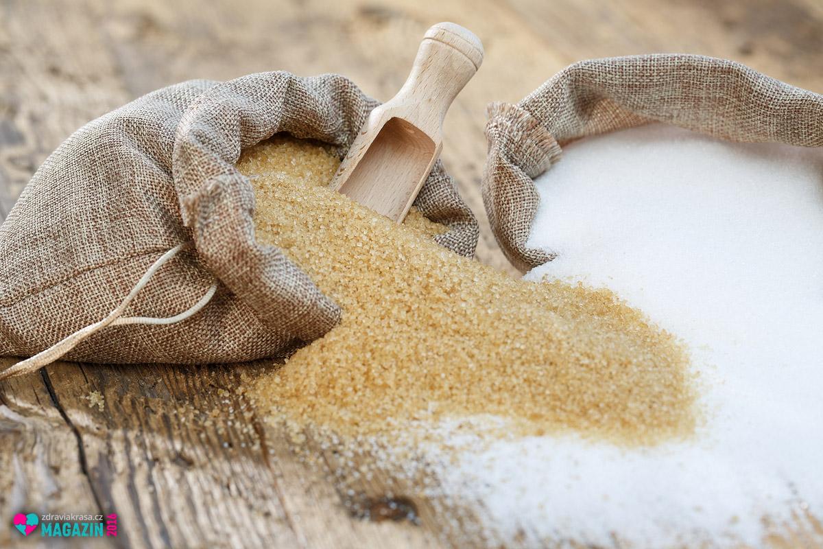 Cukry jsou okamžitým zdrojem energie.