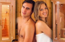 Znáte rozdíl mezi saunou a infrasaunou? Pro správné použití klasické sauny a infrasauny je potřeba znát rozdíly mezi těmito druhy saun.