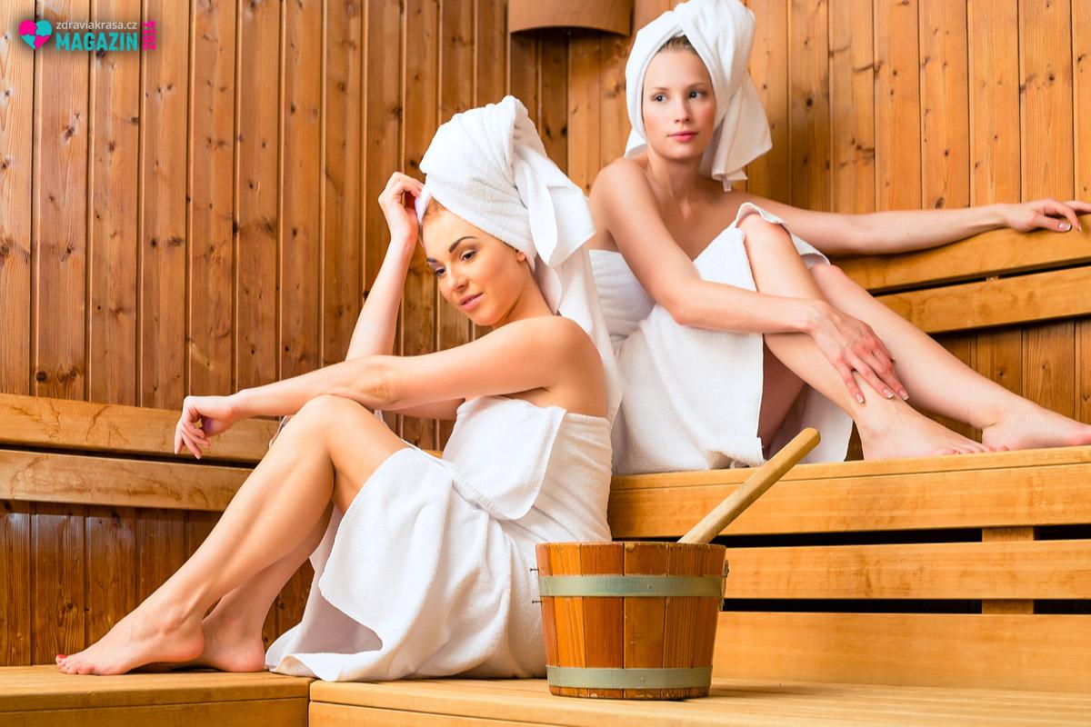 Klasická sauna je asi pořád známější než infrasauna.