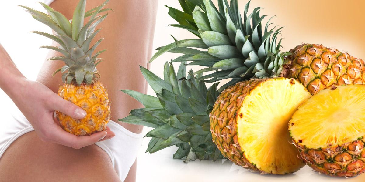 Ananasový enzym bromelain stojí nejen za hubnoucími účinky ananasu, ale je i pomocníkem při pálení žáhy, zánětech a mnoha jiných neduzích.