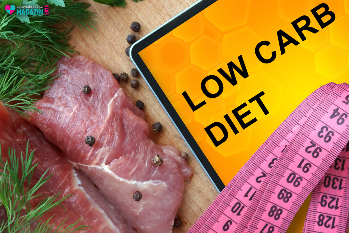 Seznamte se s principy nízko sacharidové, čili nízko carbohydrátové diety.