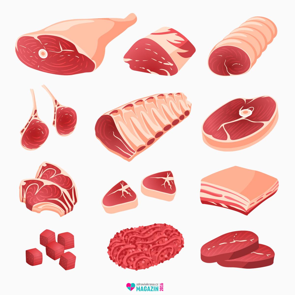 Živočišné bílkoviny mají v nízko sacharidové dietě podle Kwasniewski přednost před rostlinnými.