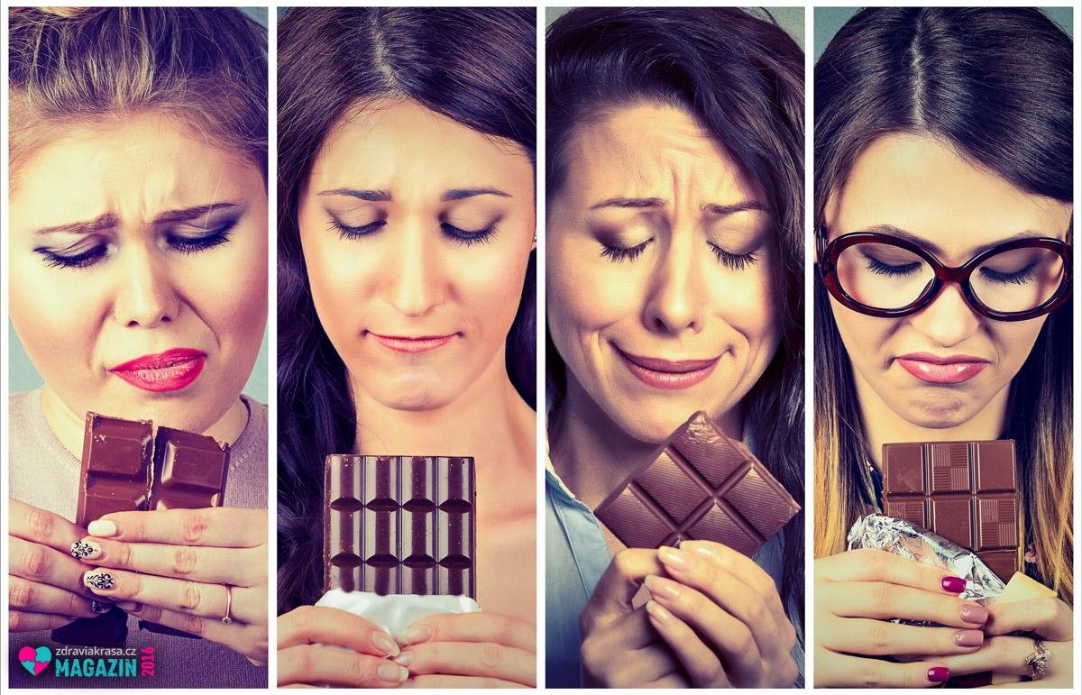 Dokonce se nemusíte cítit provinile, ani když si dáte kvalitní hořkou čokoládu. Dieta podle Ornishe ji nezakazuje, ale upozorňuje: všeho s mírou!