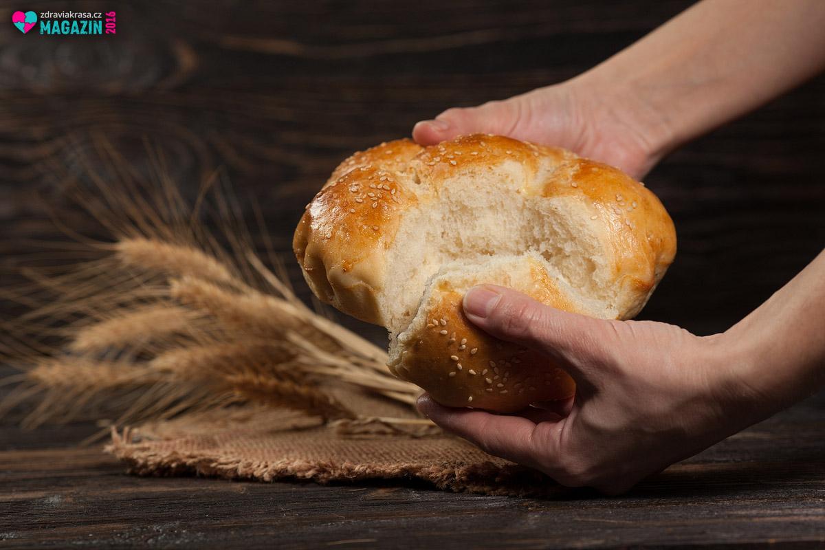 Bílé pečivo řadí Ornish mezi neutrální potraviny.