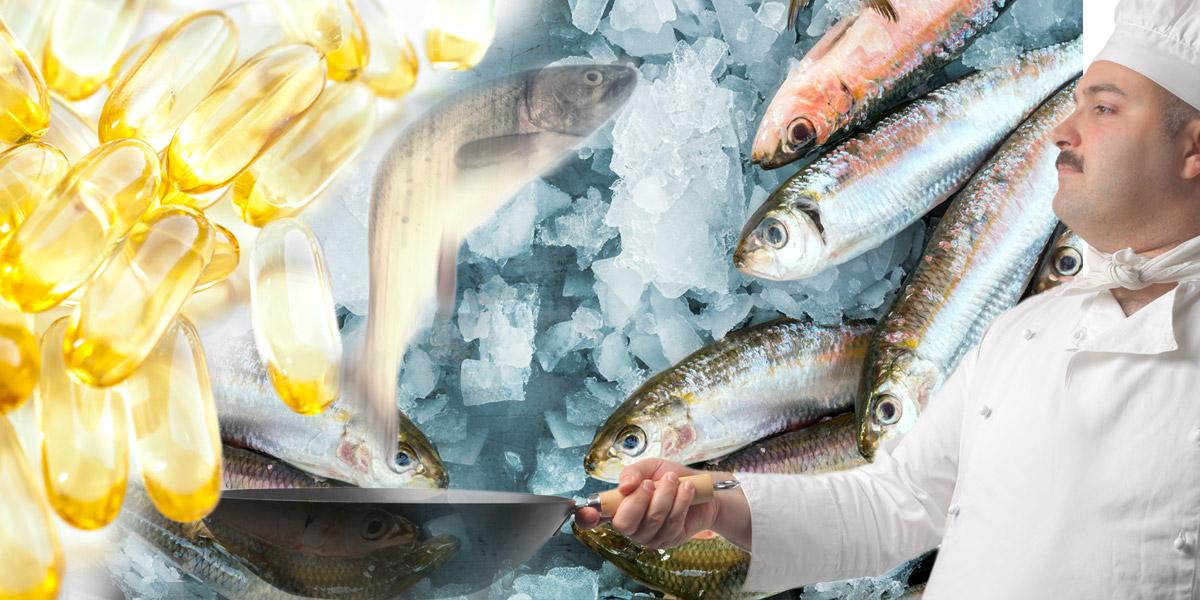 Dvakrát v týdnu by na našem stole neměla chybět mastná, především mořská ryba. Rybí tuk, který obsahuje, je totiž důležitý pro naše zdraví i krásu.