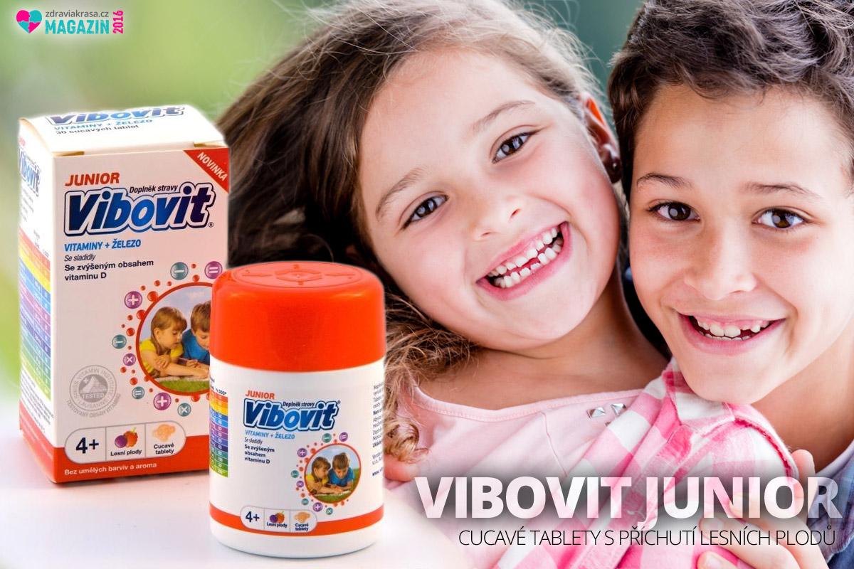 Speciální vitamíny podle věku dítěte, které chutnají.