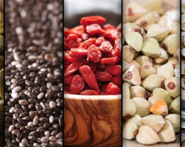 Podívejte se na pět zástupců zdravé výživy, které vám v letošním jídelníčku nesmí chybět. Seznamte se – tady jsou superpotraviny 2017.