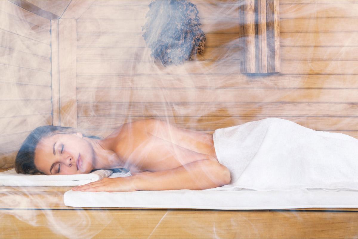 Parní lázeň patří mezi alternativní způsoby klasického saunování.