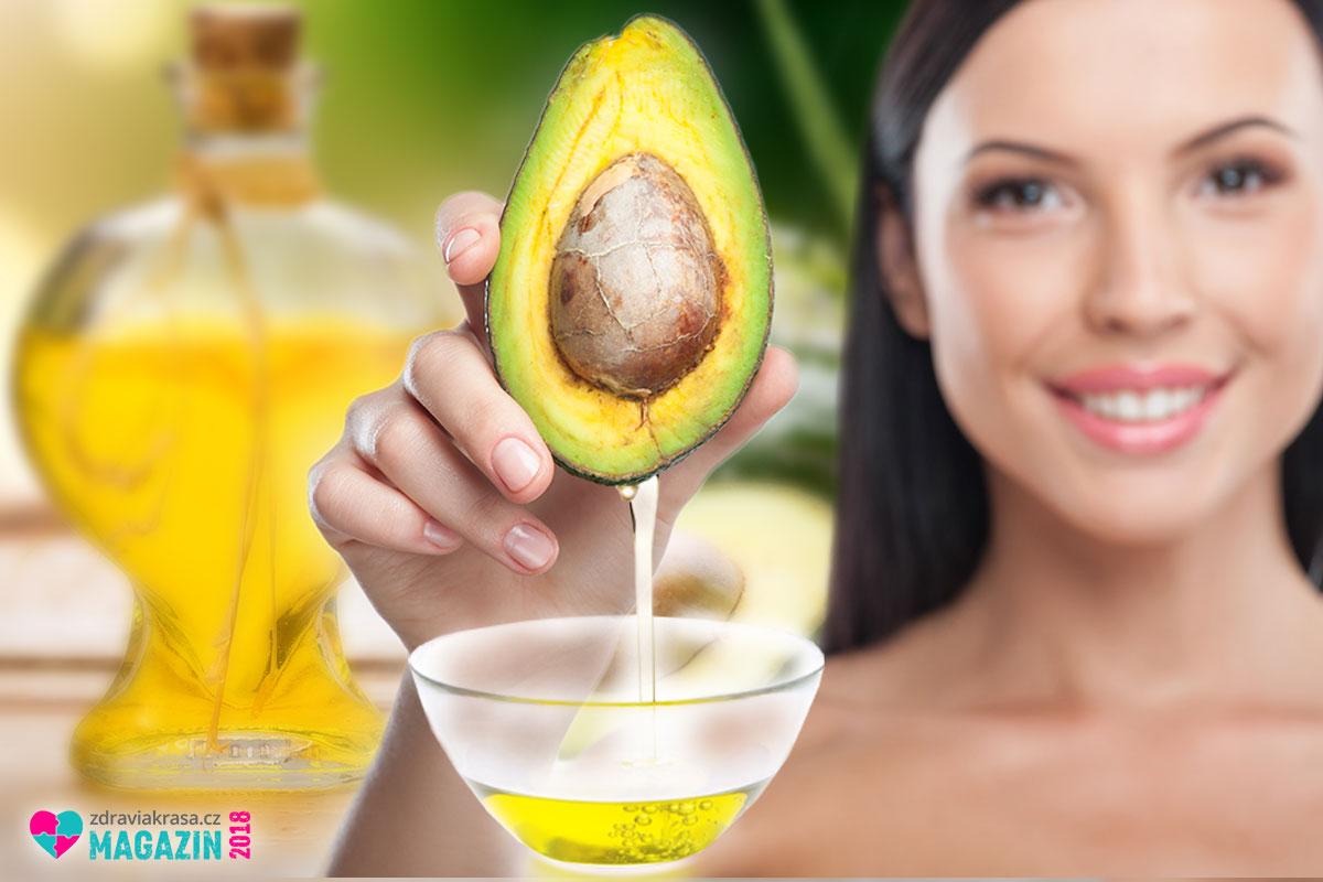 Avokádový olej je skvělý i pro vlasy. Mimo jiné umí podpořit i jejich růst. Vlasům prospívá jak užívaný zevnitř, tedy v potravě, tak aplikovaný na vlasy nebo vlasovou pokožku.
