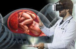 Virtuální realita zcela mění zobrazovací metody v gynekologii a porodnictví.