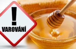 Nelegální med obsahoval rezidua antibiotik
