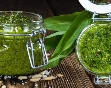 Pesto z medvědího česneku –nejlepší recept, jaký jste kdy ochutnali!