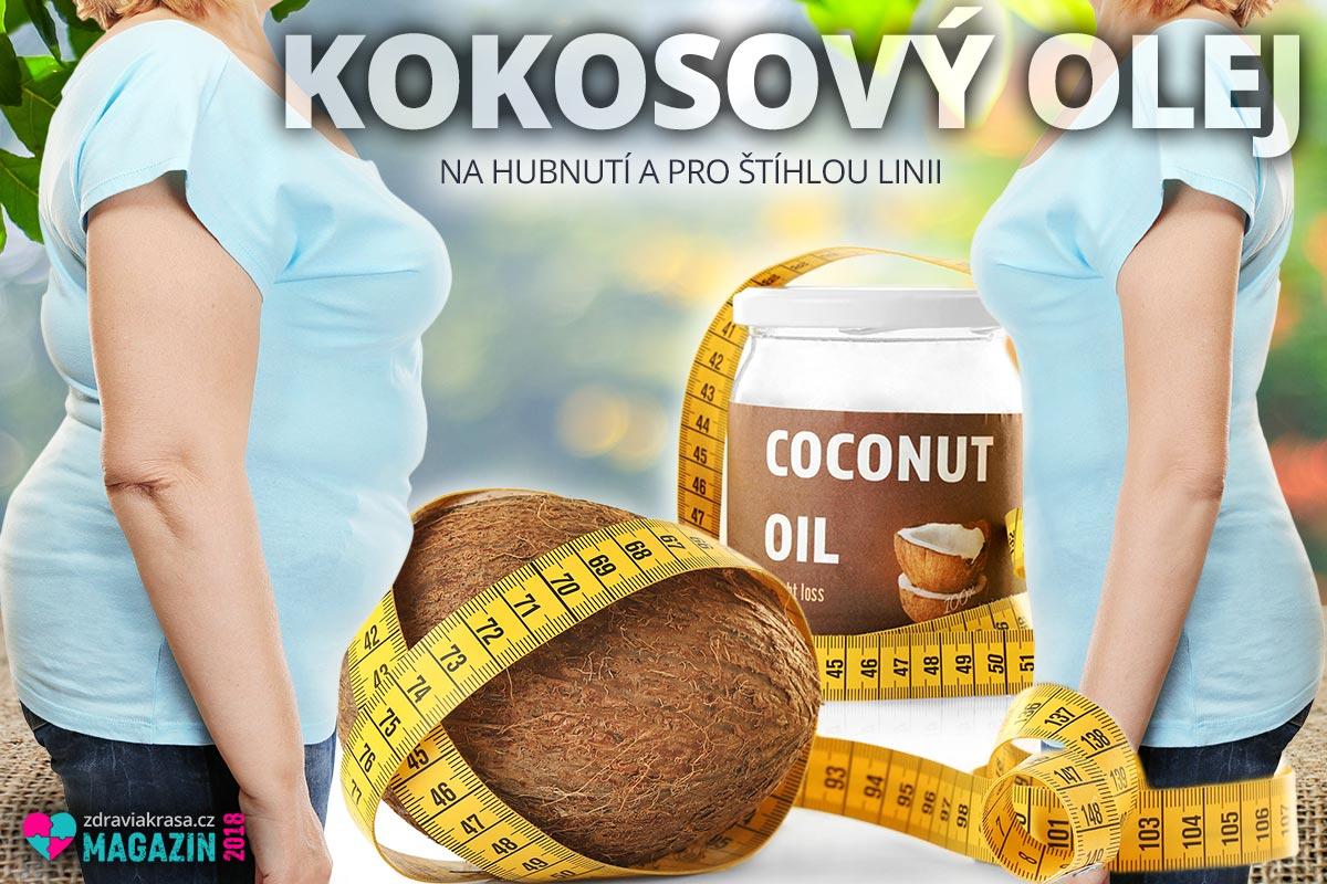 Víte, že kokosovým olejem dokážeme ovlivnit i naši postavu? Díky svým vlastnostem je užitečným pomocníkem při dietách a hubnutí.
