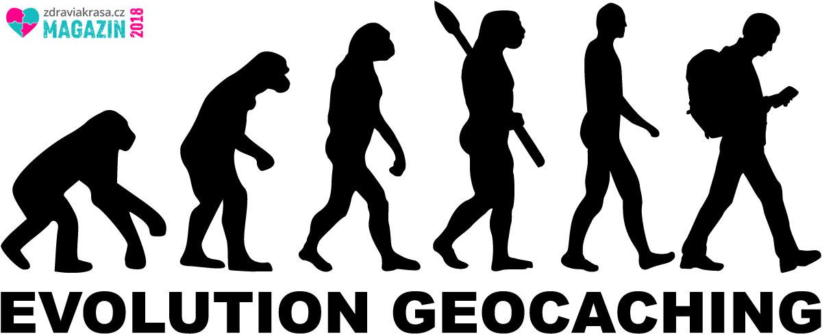 Geocaching propojuje nenáročnou turistiku se zábavou.