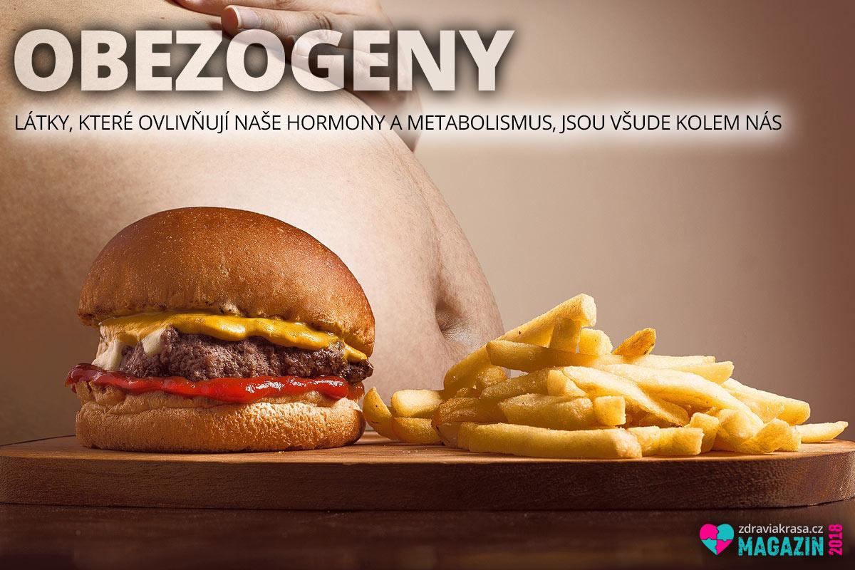 Možná ty naše kila navíc nejsou jen o nezdravé stravě. Obezogeny jako látky, které ovlivňují naše hormony a metabolismus, jsou všude kolem nás.