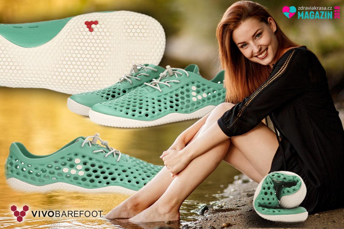 Při výrobě VIVOBAREFOOT bot je kladen silný důraz na ekologii.