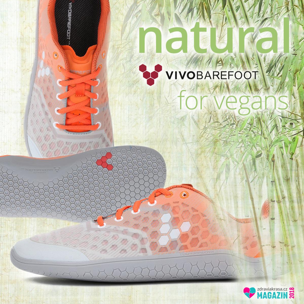 VIVOBAREFOOT boty pro vegany.