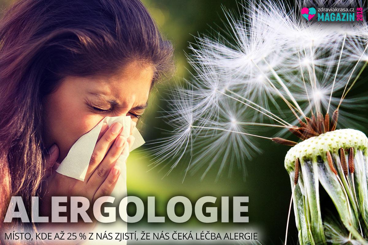 Čeká vás návštěva alergologie? Podívejte se, co vás čeká!