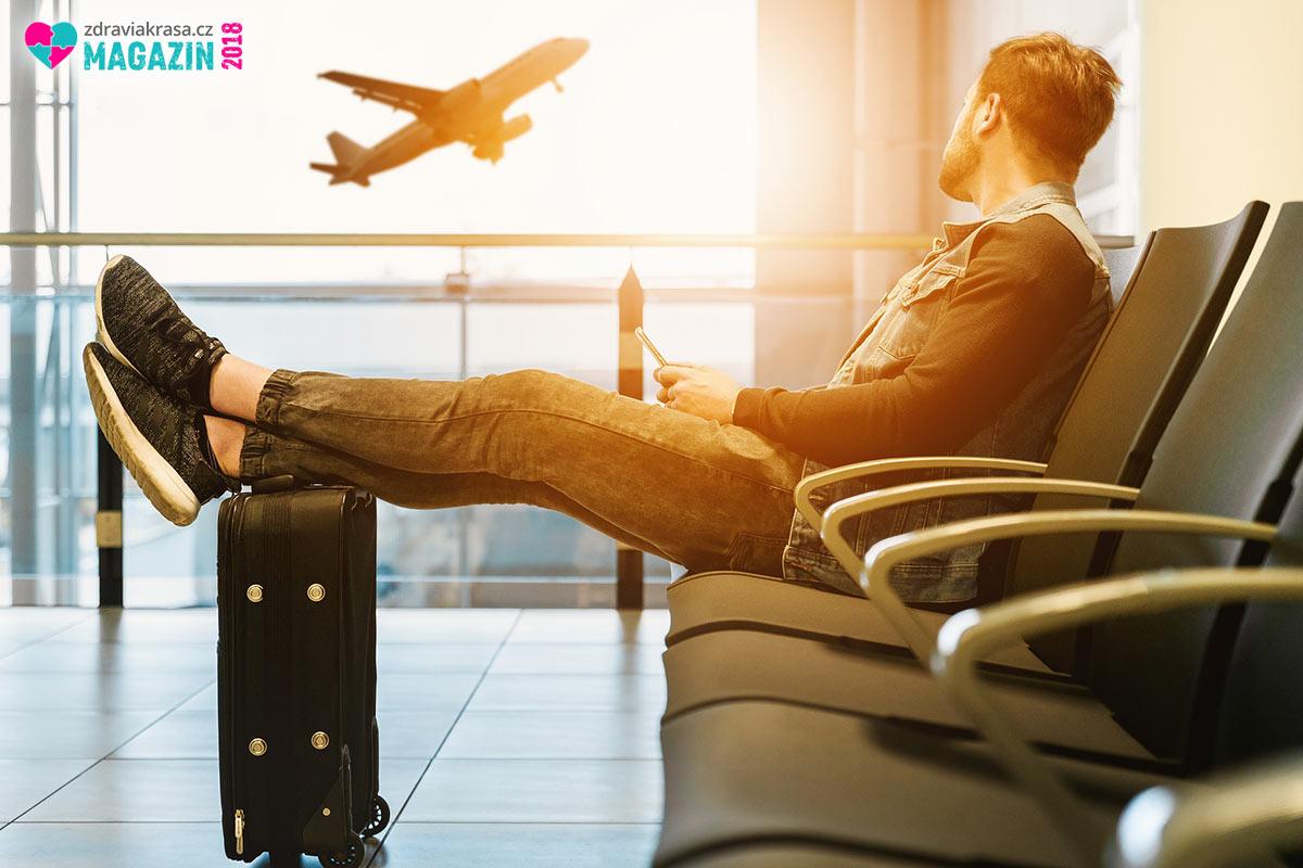 Zdravotní problémy při cestování letadlem mohou zcela zásadně znepříjemnit nejen náš let, ale třeba i celou dovolenou.