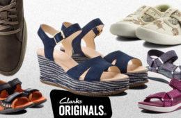Léto dává našim nohám zabrat. Více než kdy jindy by se naší prioritou měla stát zdravá obuv. Znáte boty Clarks? Překvapí vás designem i zdravými technologiemi.