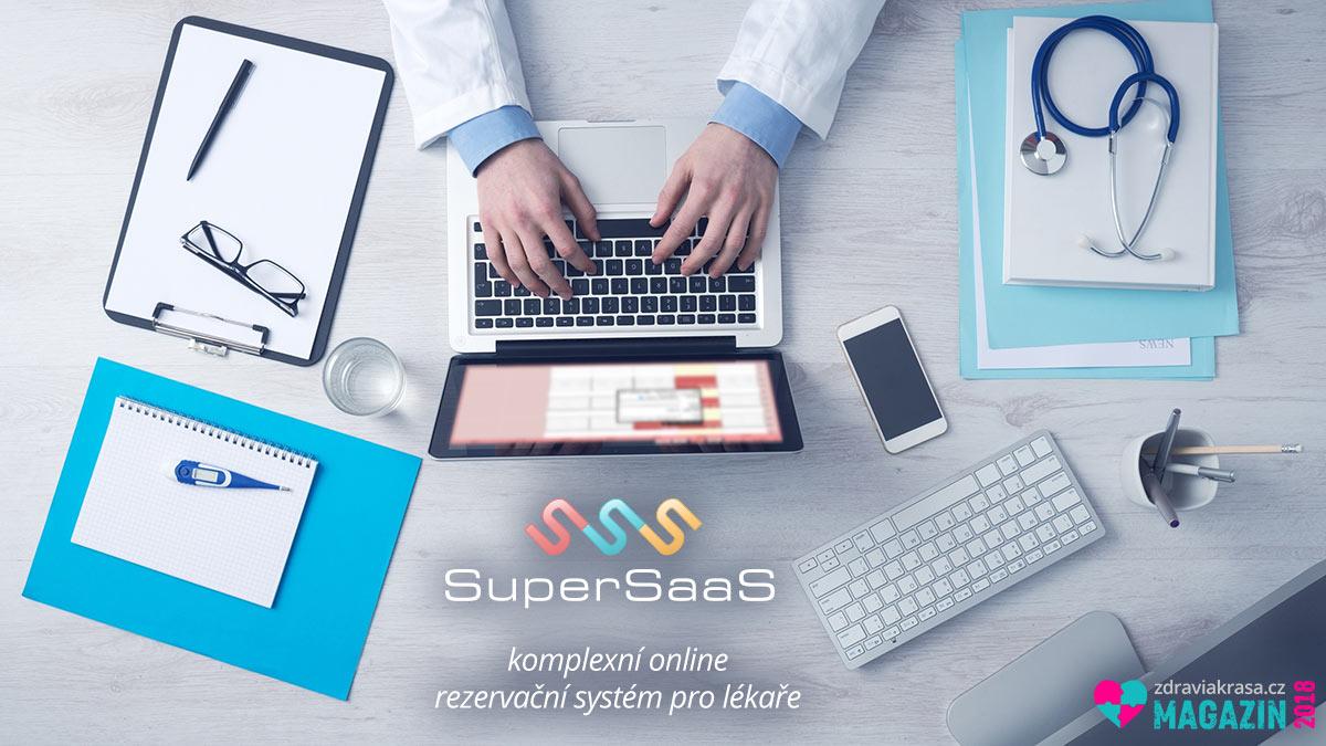SuperSaaS je kompletní online rezervační systém nejen pro lékaře s řadou pokročilých funkcionalit.