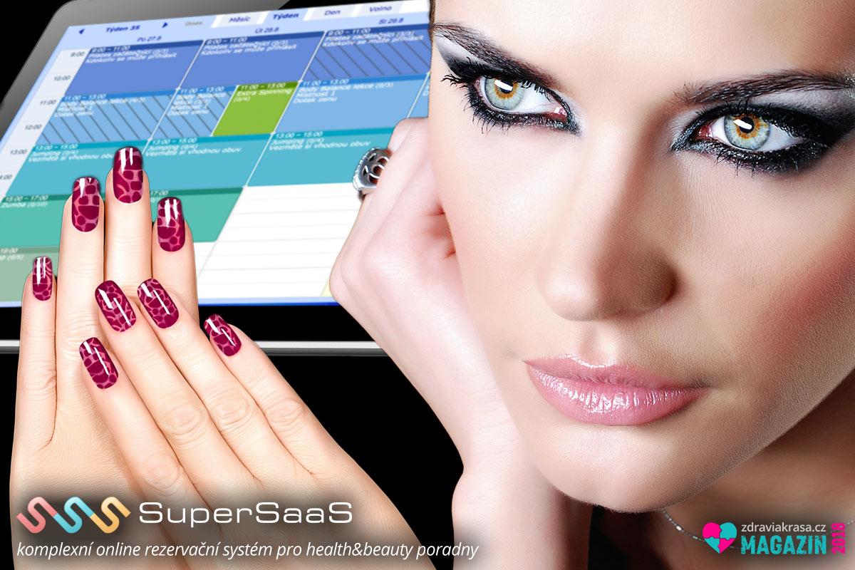 Vaši klienti milují online objednávání. Začněte používat SuperSaaS.