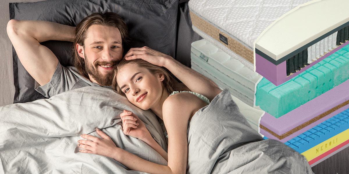 Kvalitní matrace dokáže příznivě ovlivnit nejen kvalitu a délku našeho spánku, ale být i prevencí nebo pomocníkem při již existujících zdravotních potížích.