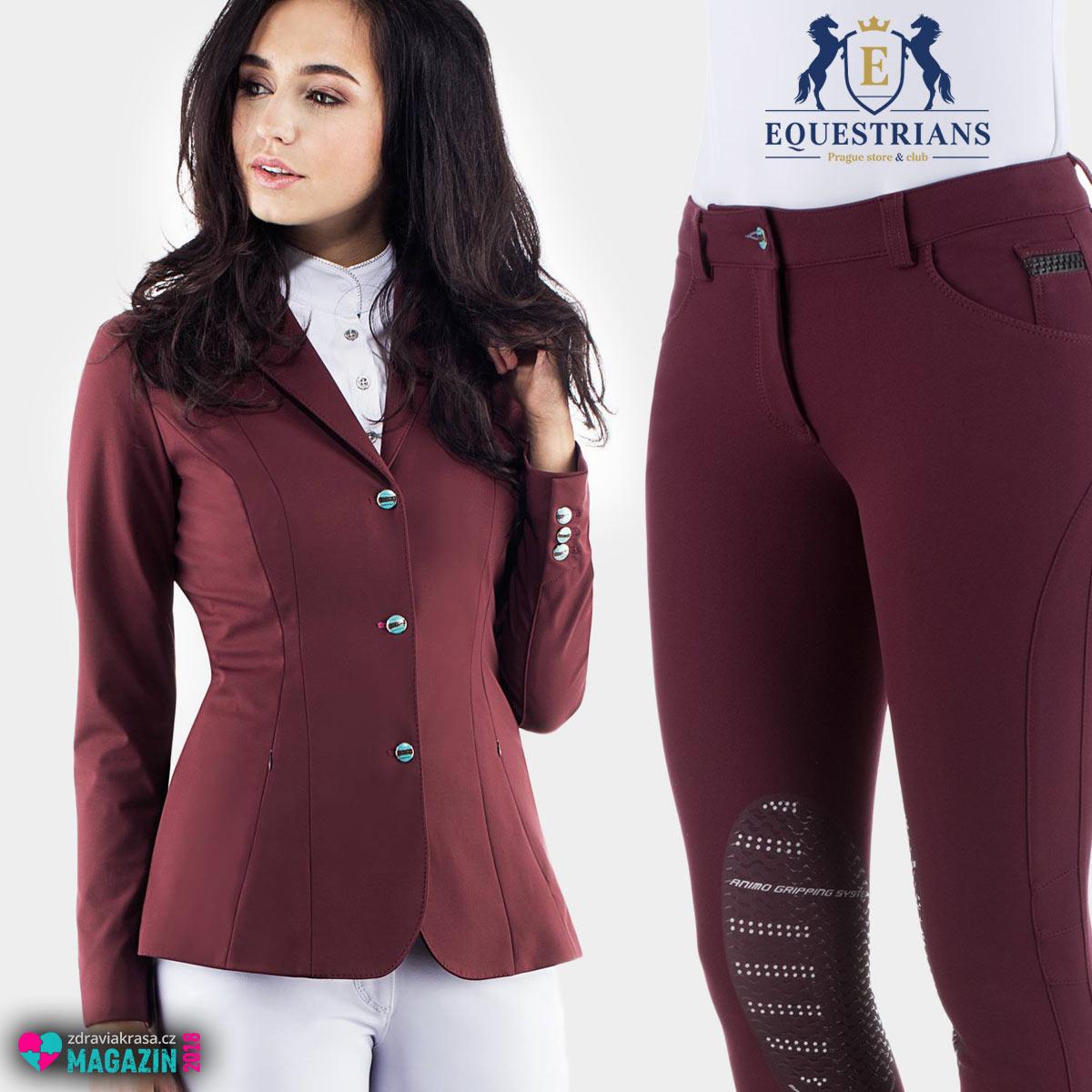 Equestrians nabízí jezdecké oblečení pro začátečníky, rekreační jezdce i profesionály.