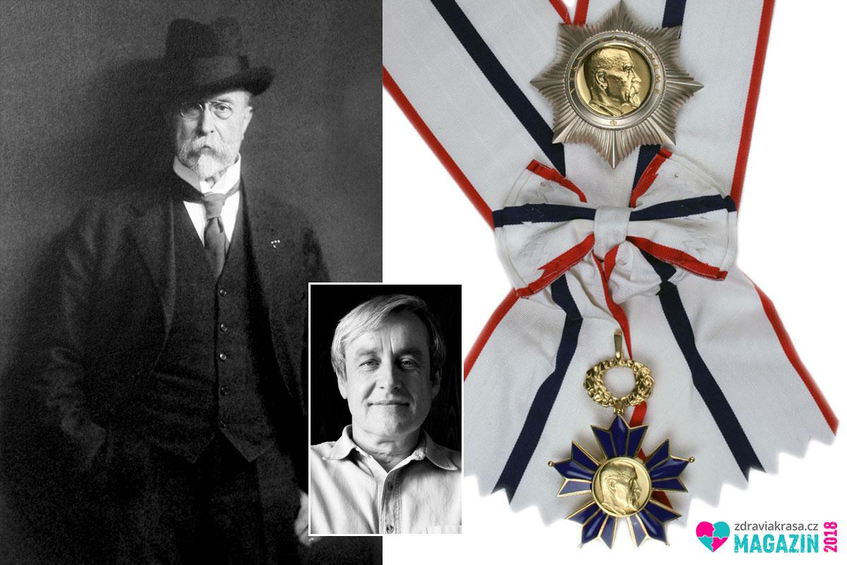 Autorem Masarykova dukátu je akademický sochař Vladimír Oppl. Ten je rovněž autorem českého státního vyznamenání, Řádu T. G. Masaryka.