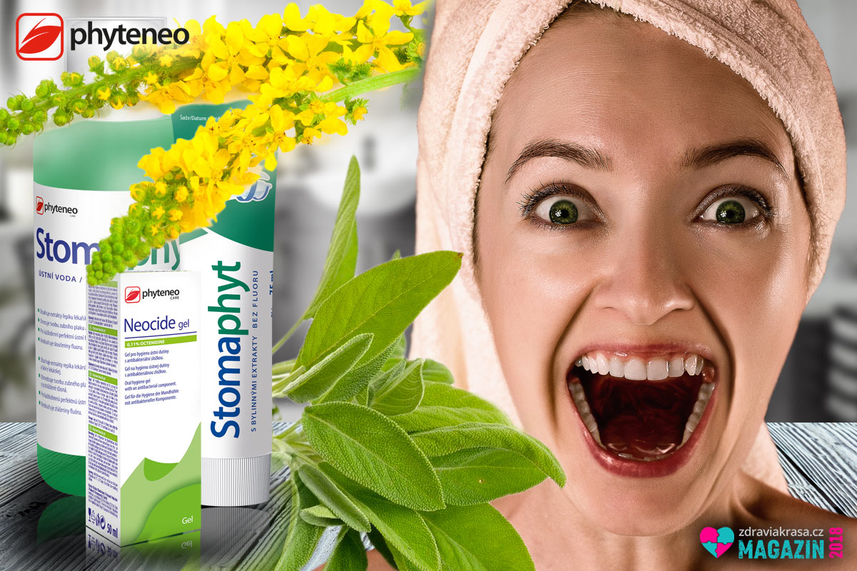 Fytofarmaka Neofyt nabízí i komplexní zubní péči.