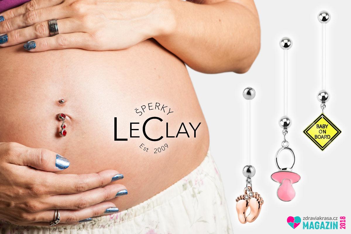 8cba4f1b9 Nechte piercingový šperk krášlit vaše těhotenské bříško až do konce.  Těhotenský piercing najdete v sortimentu