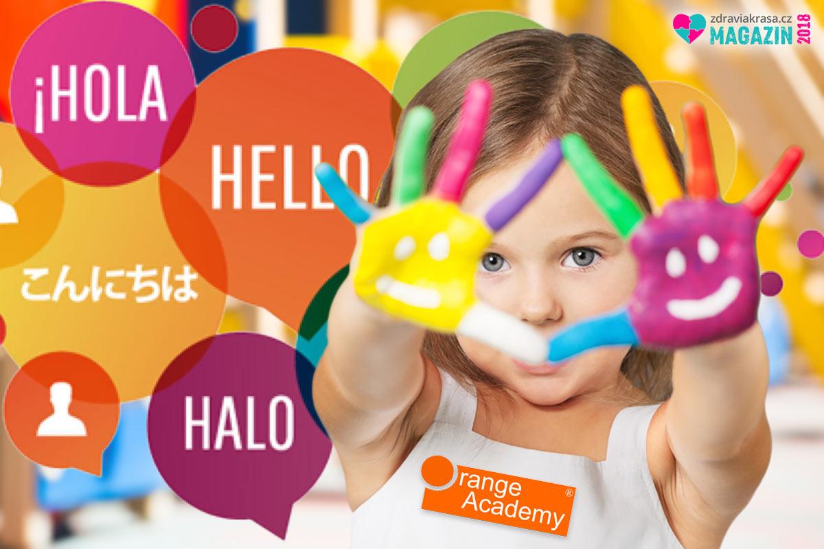 Děti se naučí jazyk zcela přirozeně. Zkuste to taky ve správné jazykové škole.