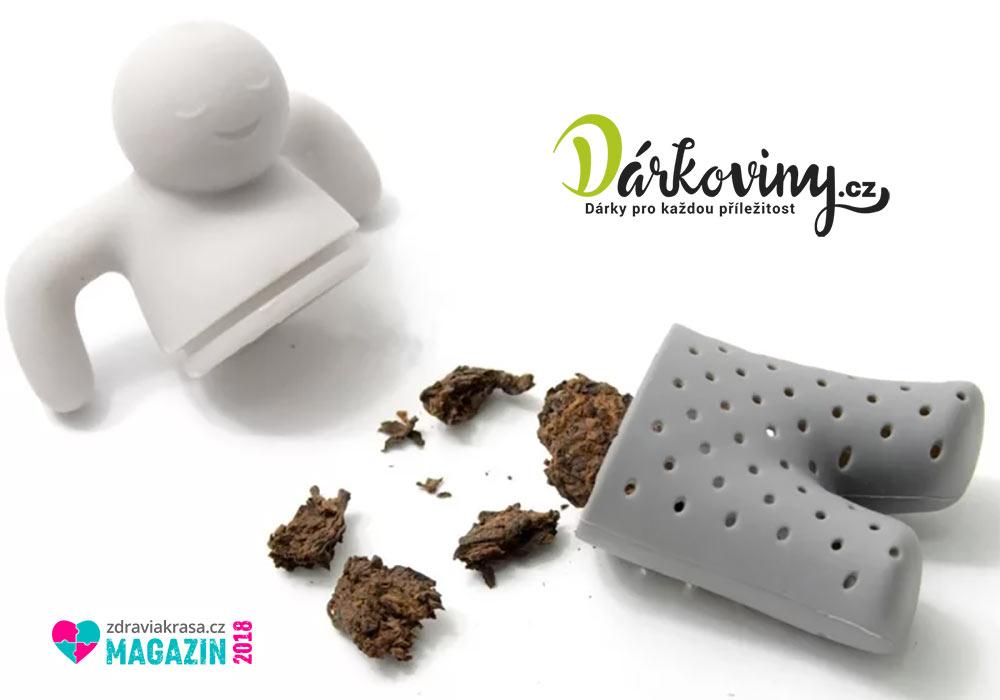 Louhovač čaje je užitečným pomocníkem pro zdraví a krásu.
