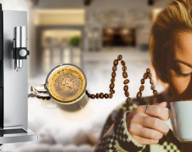 Je káva zdravá? Hodně záleží na její přípravě. Kvalitní kávovar je základ. Automatické kávovary JURA umí uvařit zdravou kávu stiskem jednoho tlačítka.