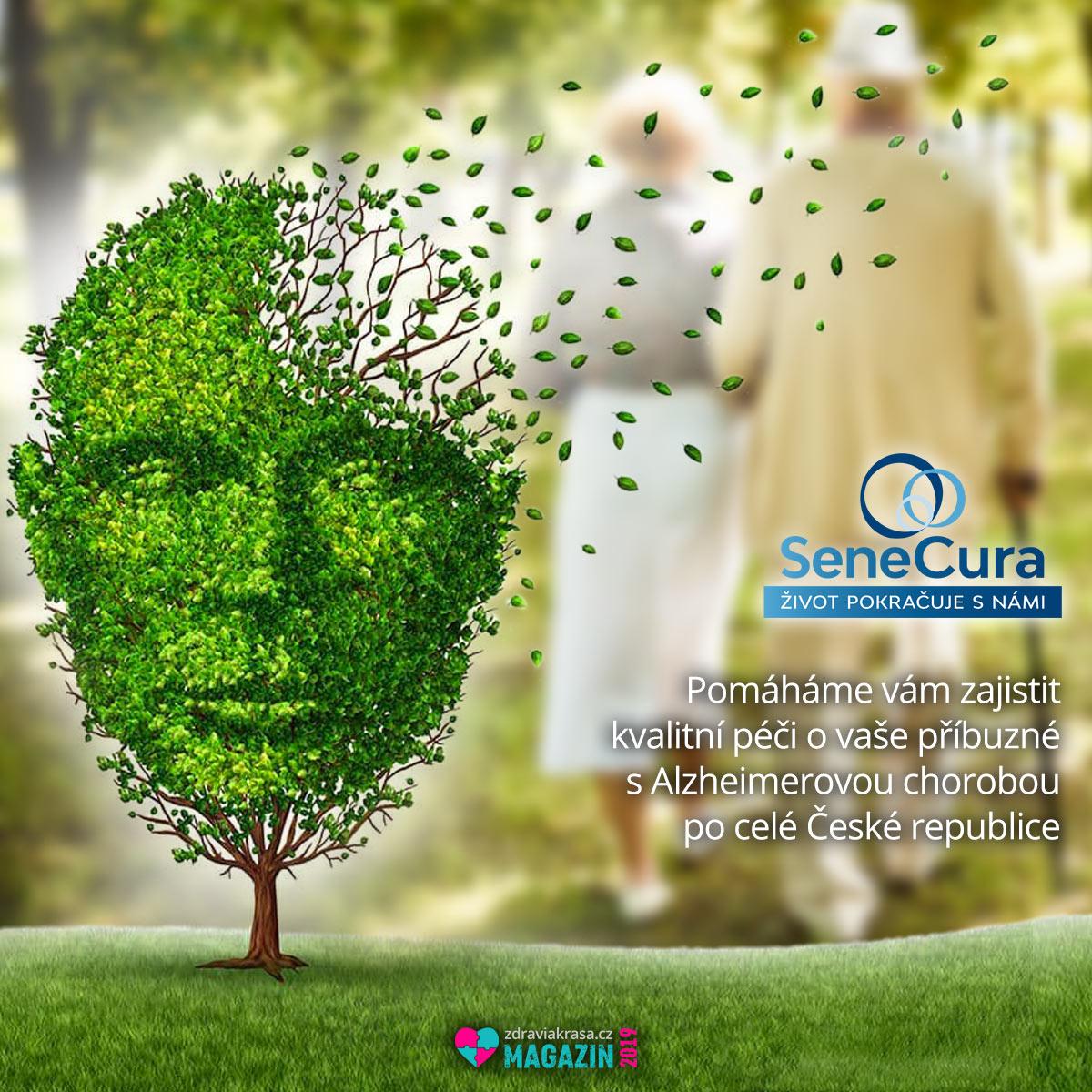 SeneCura největším soukromým provozovatelem tzv. domovů se zvláštním režimem pro lidi trpící Alzheimerovou chorobou a dalšími formami demence.
